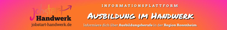Jobstart_Banner_Handwerksberufe_Rosenheim