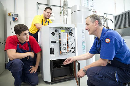Anlagenmechaniker-Ausbildung