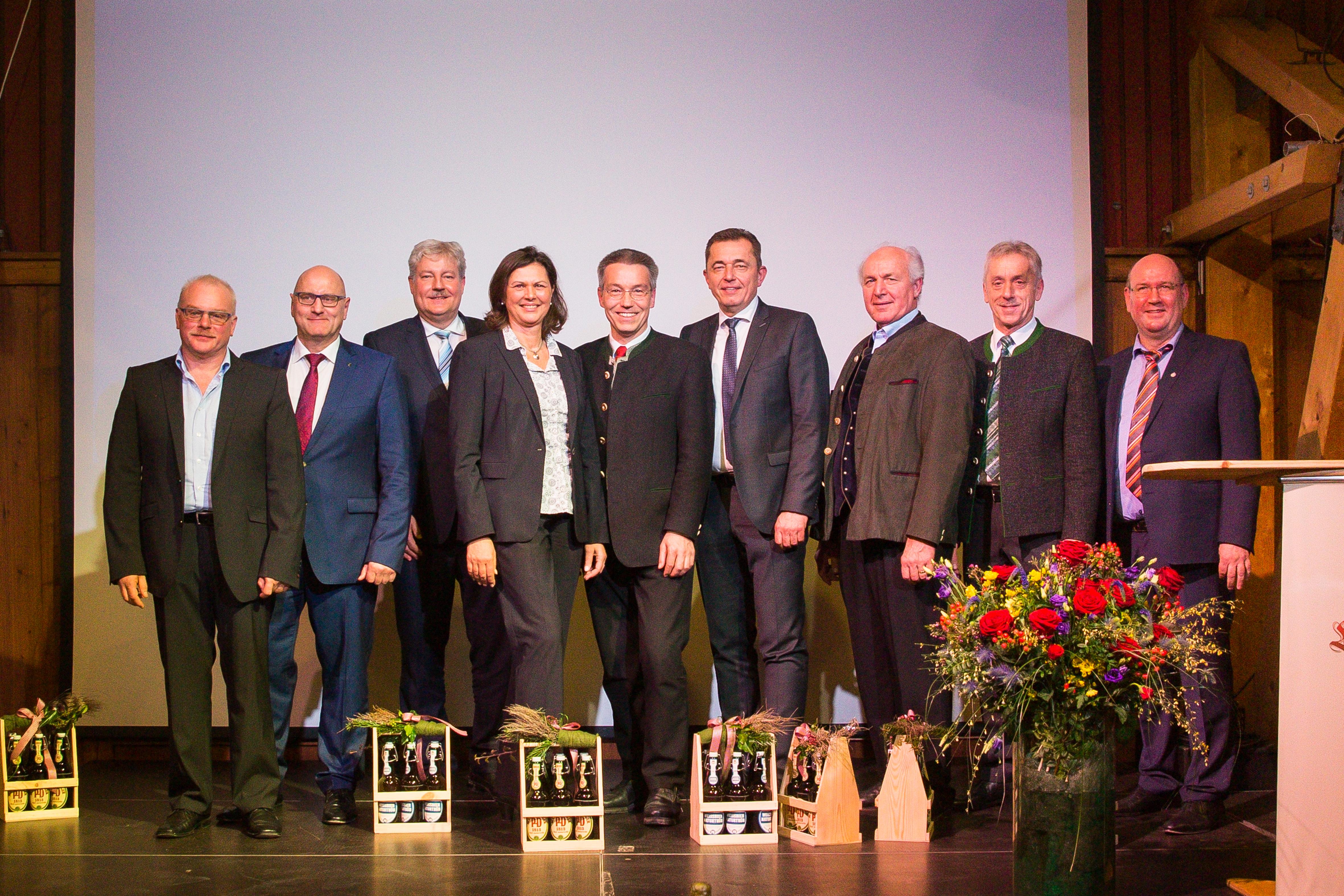 """""""Starkes Unternehmertum durch das Handwerk"""": Neujahrsempfang der SHK-Innungen Rosenheim, Traunstein und Berchtesgadener Land"""